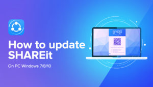How to Update SHAREit