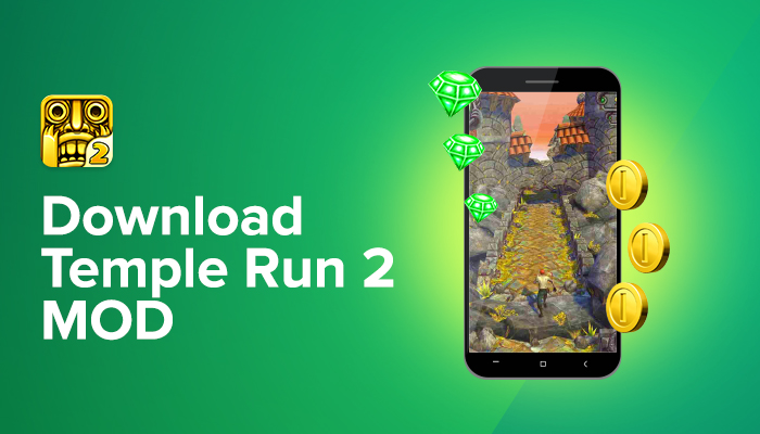 Temple Run 2 MOD APK - Download Temple Run 2