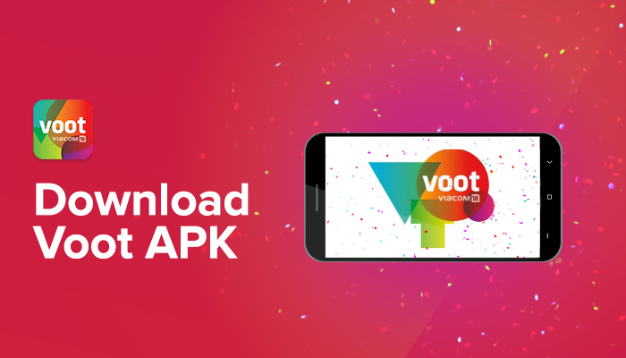 Available in Voot App APK - Download Voot Application