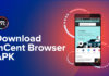 mCent browser APK
